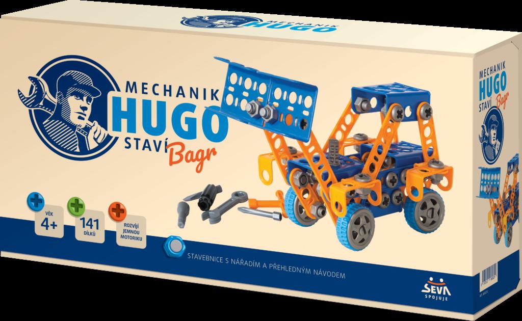HUGO – Bagr