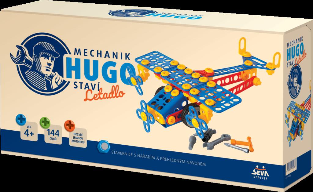 HUGO – Letadlo