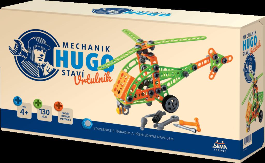 HUGO – Vrtulník