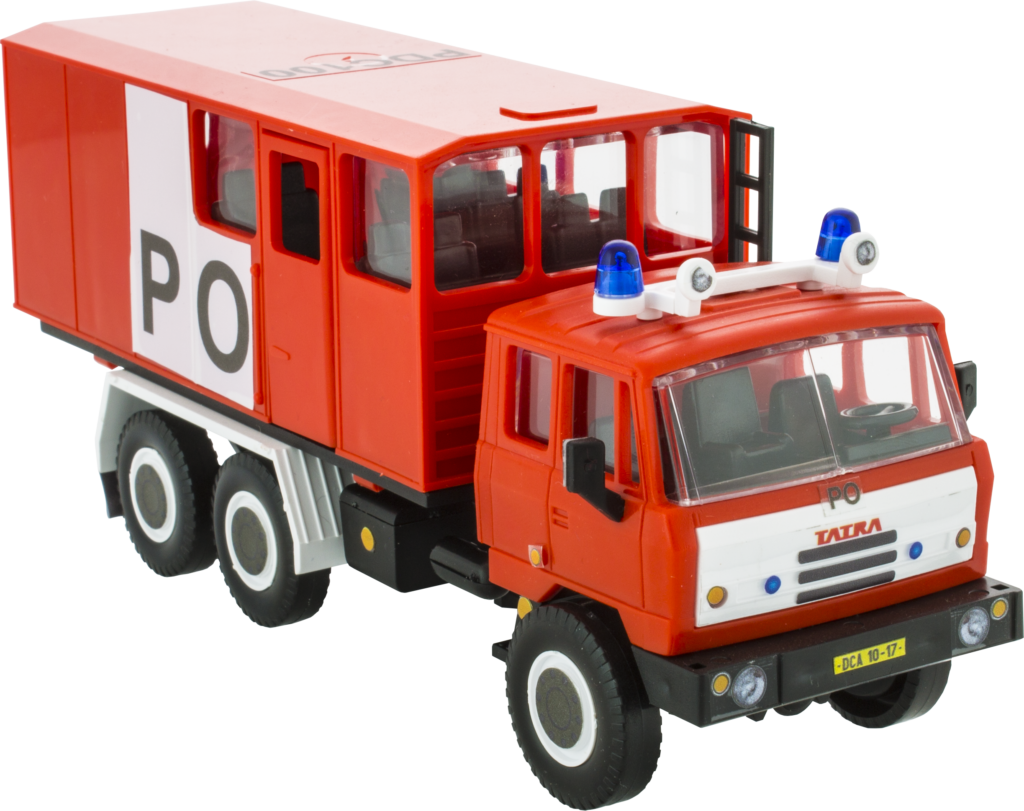 Monti System 12.2 – Požární ochrana (limitovaná retro edice)