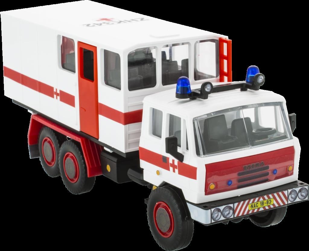 Monti System 12.3 – Záchranná služba (limitovaná retro edice)