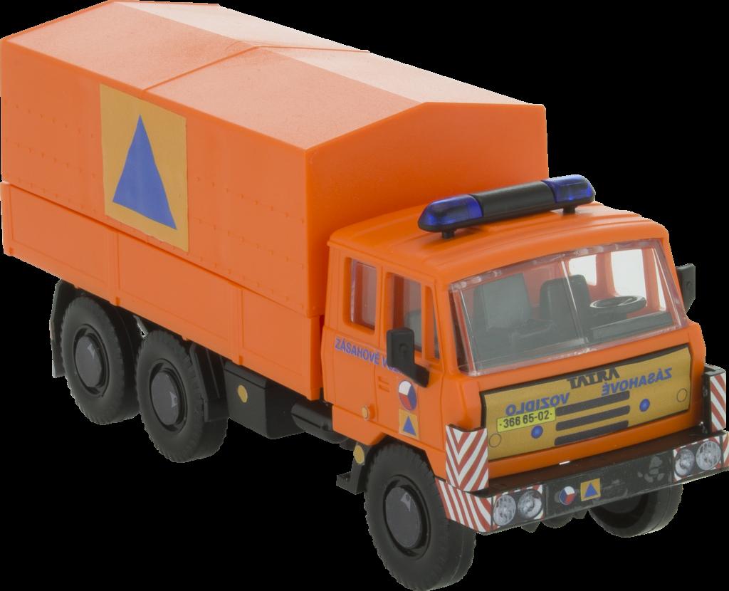 Monti System 74.1 – Zásahové vozidlo